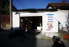 Servis motocikala Beograd-Profimoto