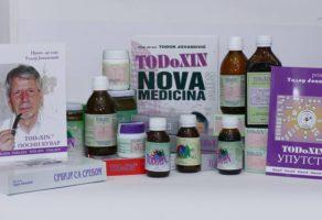 TODoXIN zdrava hrana DOO