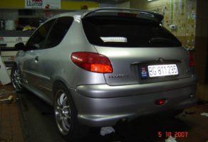 Auto stakla DARK GLASS Beograd