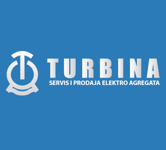 Servis i prodaja elektro agregata TURBINA DOO Beograd