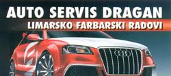 Limarsko farbarske usluge AUTO SERVIS DRAGAN Beograd