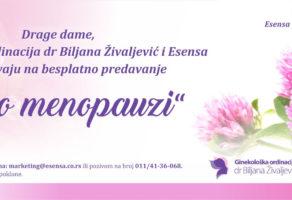 Ginekološka ordinacija dr Biljana Živaljvić Beograd