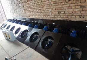 Ventilatori za farme Žabalj Sistem S-PET