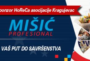 Opremanje ugostiteljskih, hotelskih i trgovinskih objekata MIŠIĆ PROFESSIONAL Kragujevac
