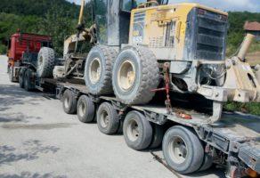 Prevoz eksploziva i eksplozivnih materija AP Maledenović Bor