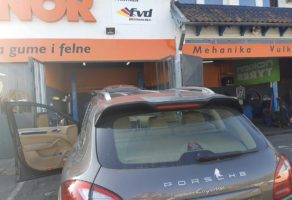 PANKONTINENTAL Teretne gume, Servis automobila, Rent A Car