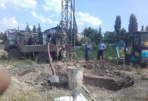 HIDROMONT SZR TEMERIN – Bušenje bunara