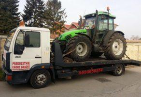 Šlep služba i drumski prevoz tereta Subotica