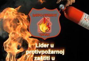 Vatro Prevent – Protivpožarna zaštita