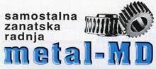 Izrada zupčanika i lančanika METAL MD Zaječar