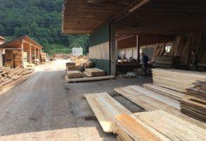 Radnja za promet, proizvodnju, sušenje i prevoz rezane gradje Mićić