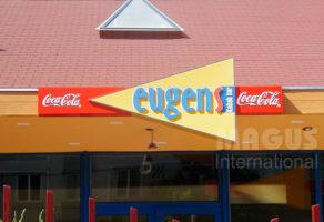 Magus International – Svetleće reklame, 3D svetleća slova