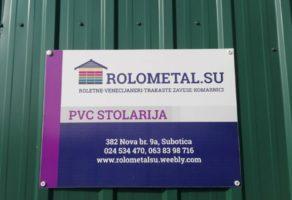Venecijaneri Trakaste zavese Rolometalsu Subotica